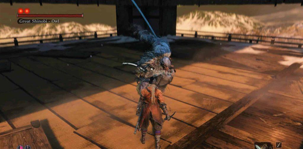 Sekiro Owl Great Shinobi guide