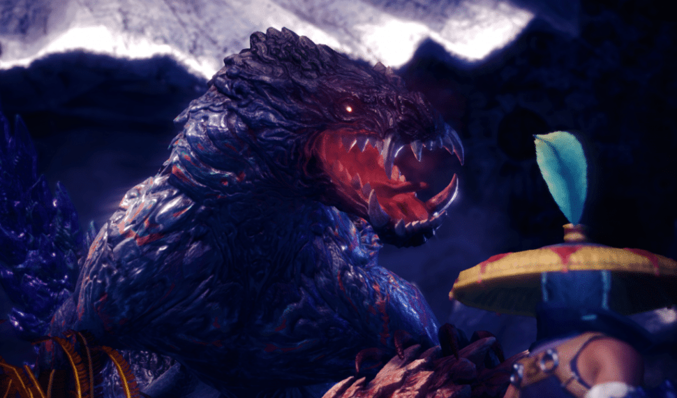 MHW Iceborne Monsters Guide – Ebony Odogaron