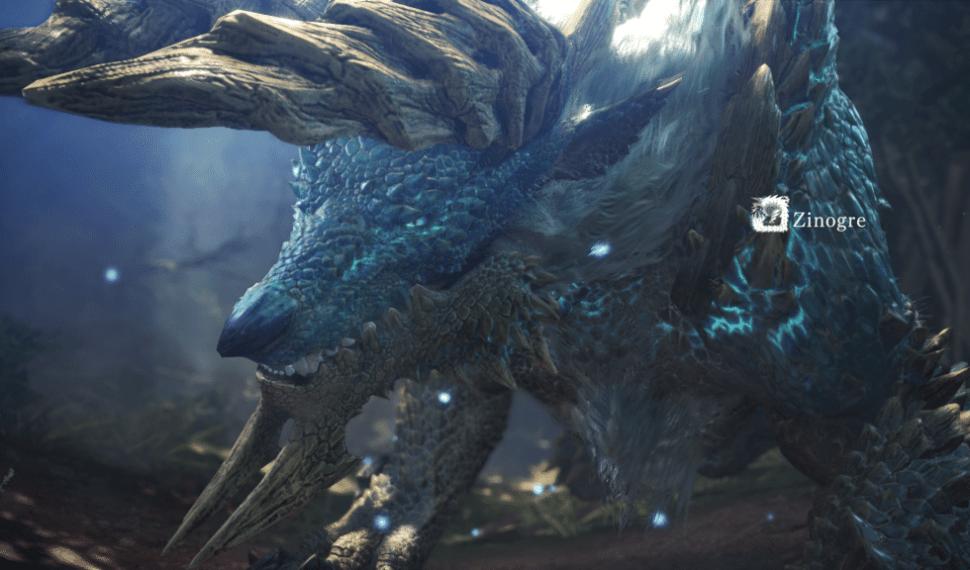 MHW Iceborne Monsters Guide – Zinogre