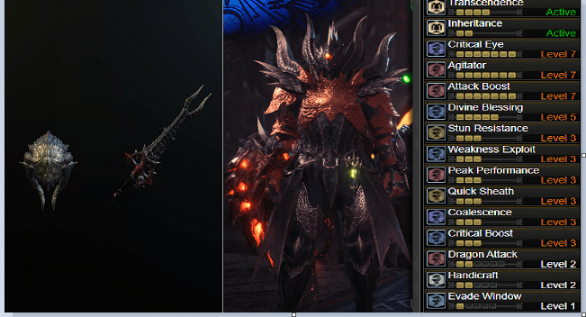 MHW Best Sword and Shield Build | SnS Fatalis Builds
