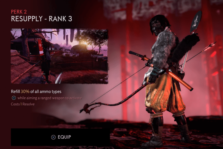 Ghost of Tsushima Hunter Techniques 4