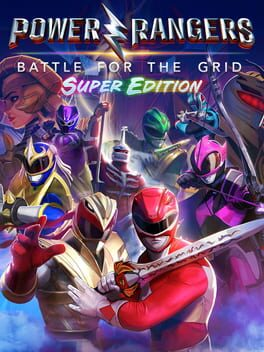 Power Rangers: Battle for the Grid – Super Edition