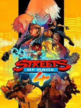 Streets of Rage 4: Signature Edition
