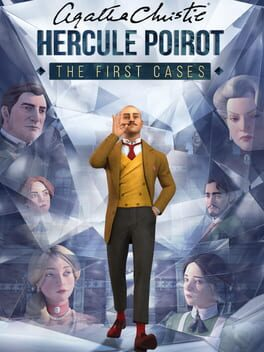 Agatha Christie: Hercule Poirot – The First Cases