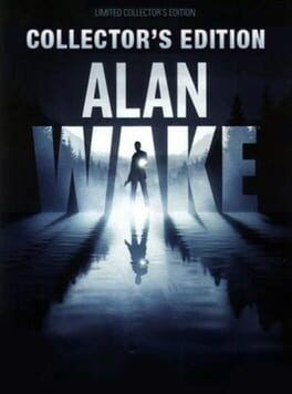 Alan Wake – Limited Collector's Edition