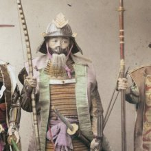 3 samurai full color