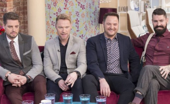 Ronan Keating Confirm Boyzone Will Be Taking Part In Strictly