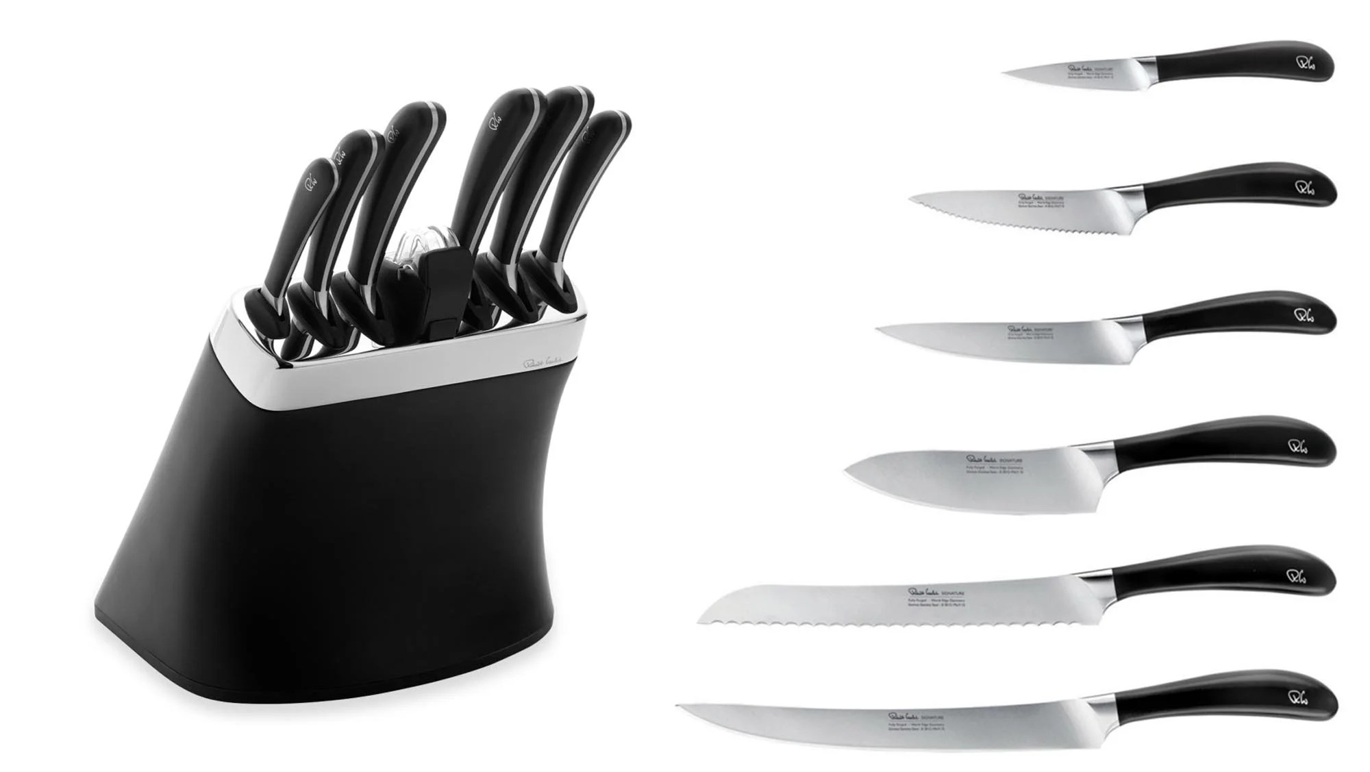 good kitchen knife set professional faucets best knives stay sharp with the deals on sets while not exactly cheap you actually get a lot more bang for your buck these six award winning design led and dishwasher safe than do