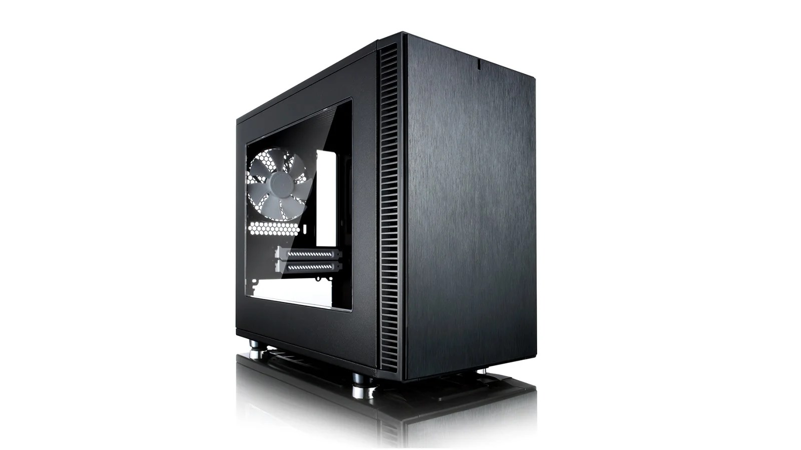 living room friendly pc case window treatment ideas for formal best cases 2018 build a quiet stylish expert reviews this dinky mini itx is the perfect housing that doesn t dominate your desk internal layout same as regular atx
