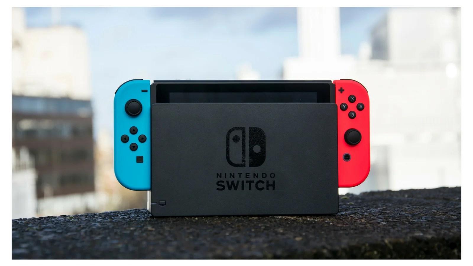 Best Nintendo Switch Deals Uk Grab A Bargain Nintendo