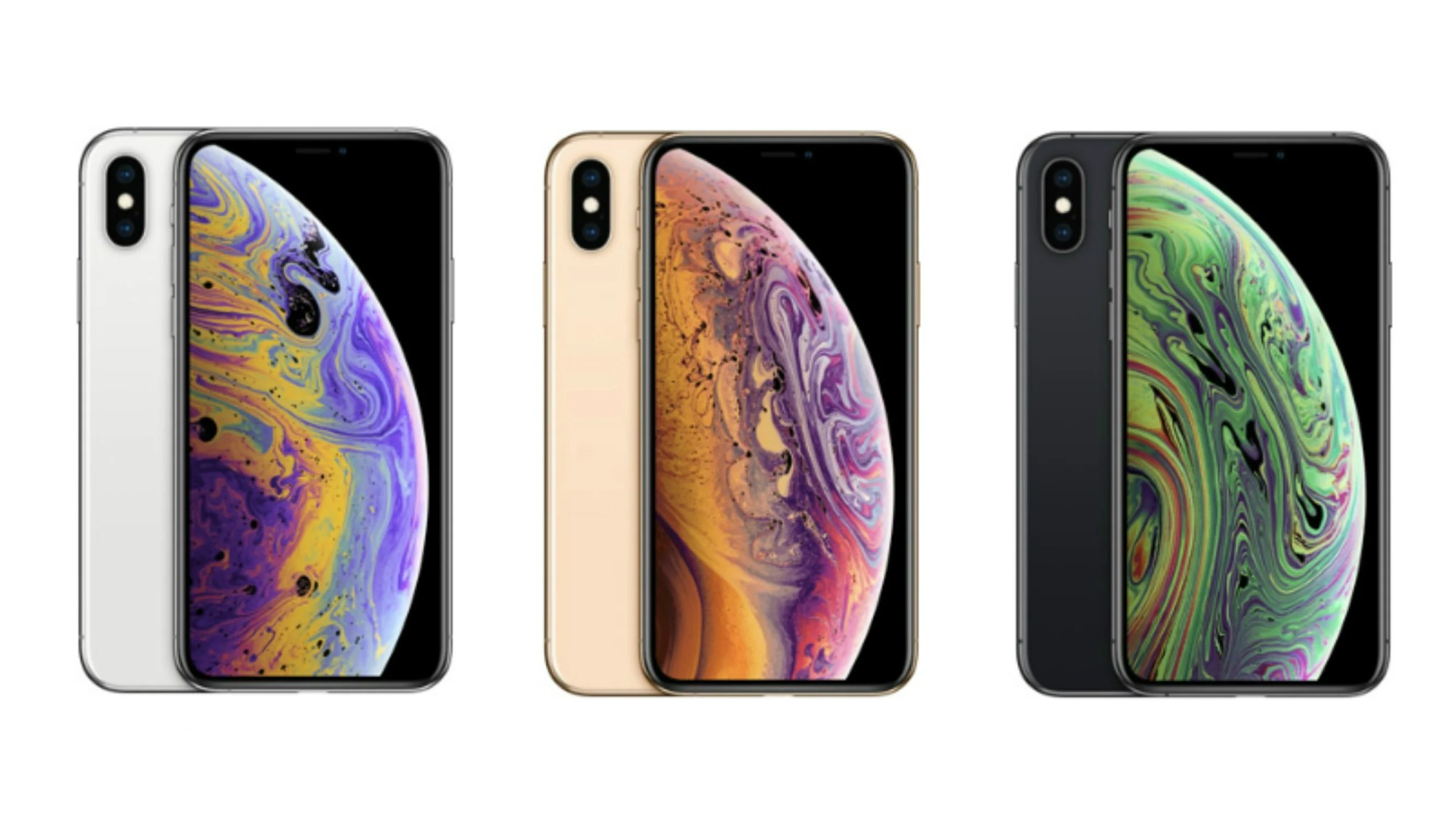 hight resolution of iphone xs colours apple goes luxe with the iphone xs and xs max expert reviews
