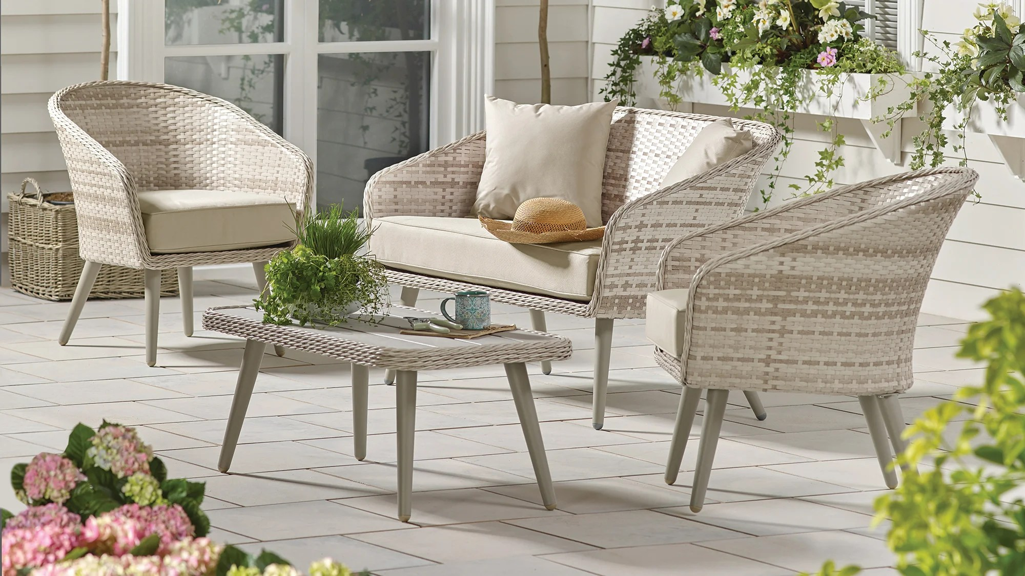 Patio Furniture Table And Chairs Best Garden Furniture 2019 Make The Most Of The Summer Months