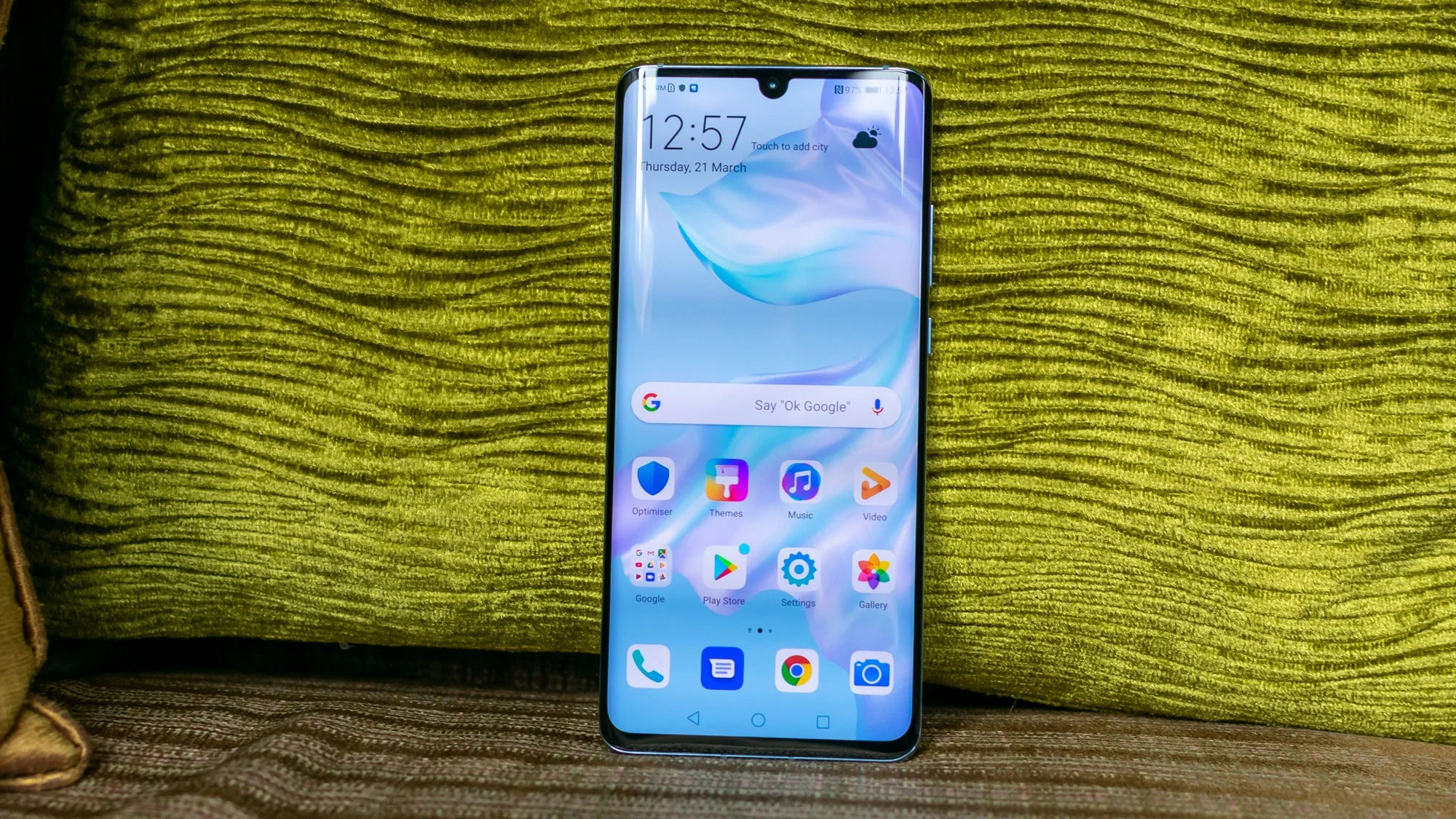 Huawei P30 Pro handson review The phone with five times