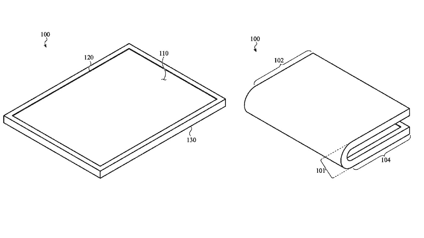 Is Apple working on a folding iPhone? Patent for a