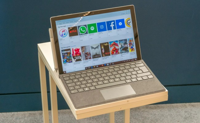 Microsoft Surface Pro 7 Review A Hybrid Badly In Need Of