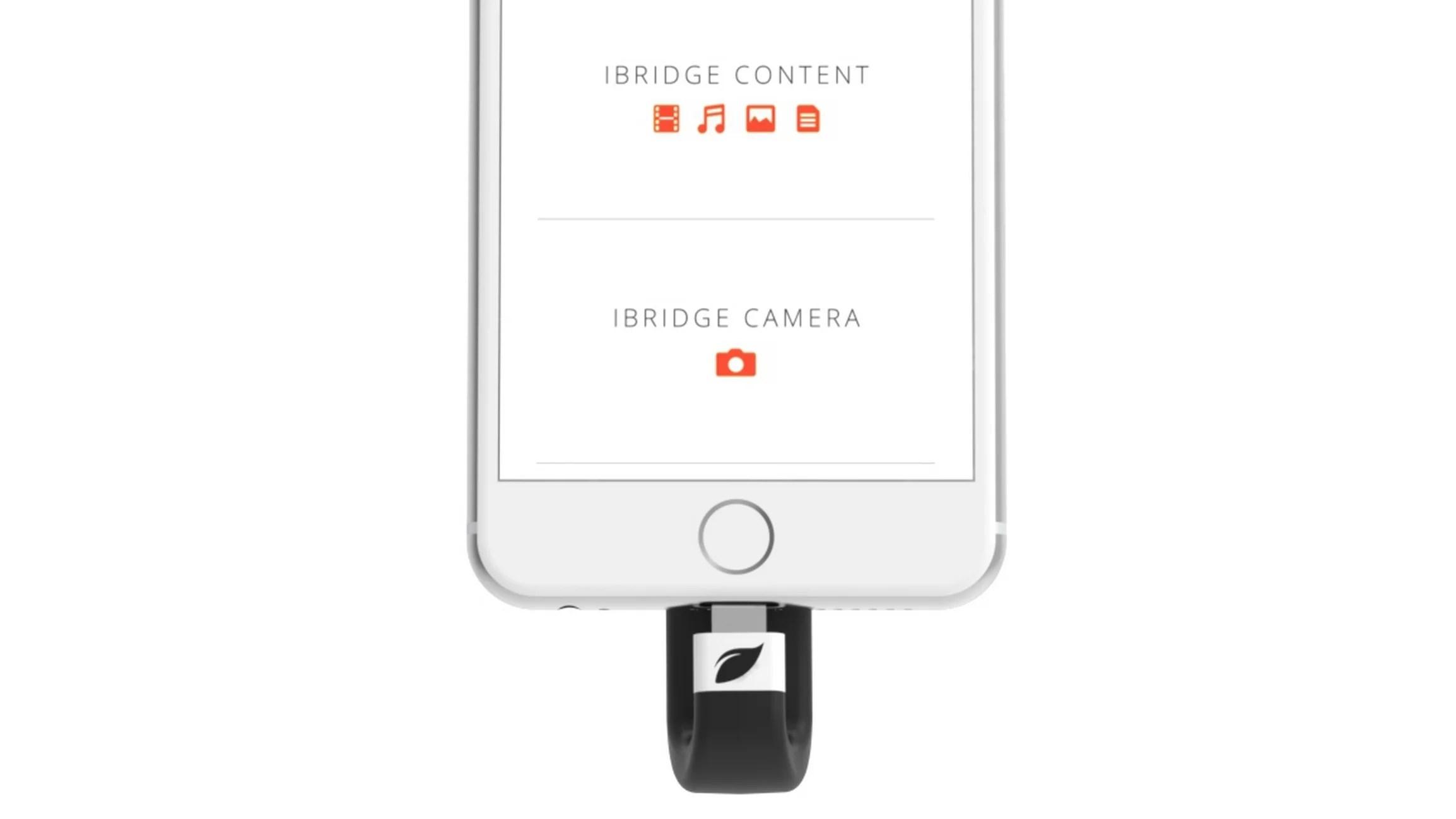Who needs USB OTG? Leef iBRIDGE uses lightning adapter for