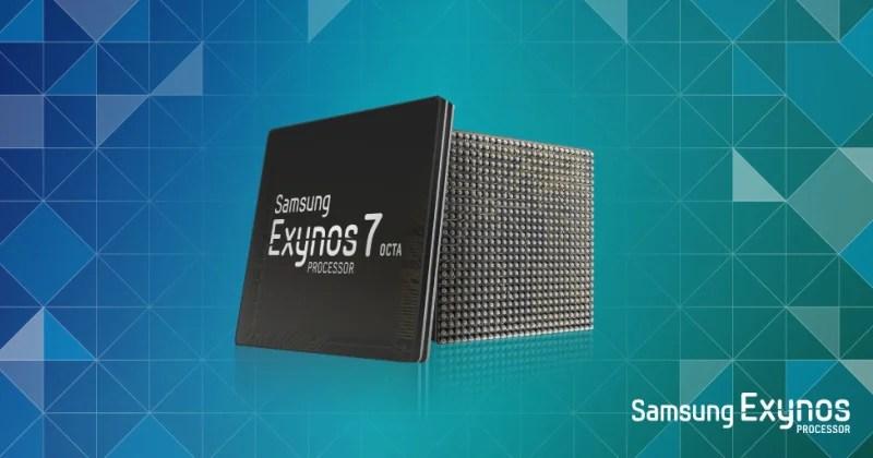 Exynos 7 anunciado pela Samsung 1