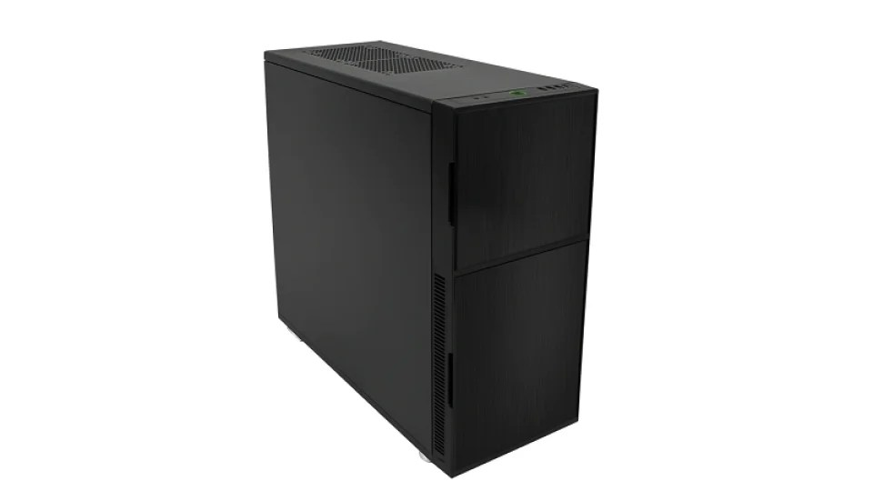 living room friendly pc case antique chairs best cases 2018 build a quiet stylish expert reviews some are designed for cooling efficiency or swanky looks as the name may suggest nanoxia deep silence 5 focuses on quietness