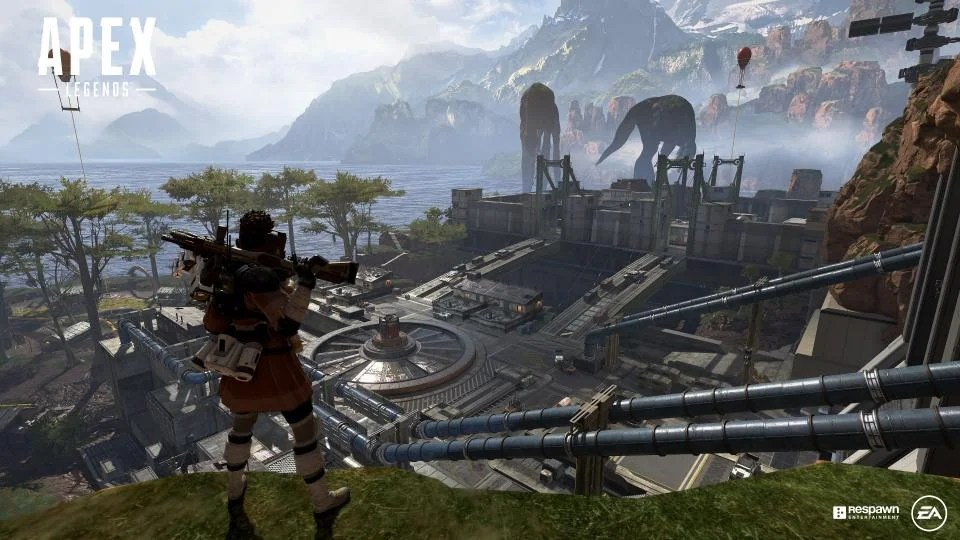 Apex Legends Titanfall Developer Launches New Free To