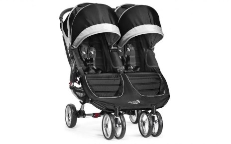 Best double buggy: Save 30% on a Baby Jogger City Mini 2