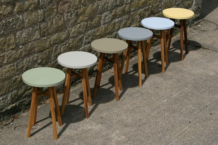 Kinsale Table 40cm In Farrow Amp Ball