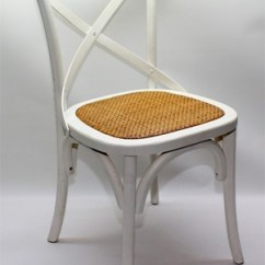 Cross Back Dining Chairs White Clear Eiffel Chair Now Sold Brittany Bent Wood Antique Rhone