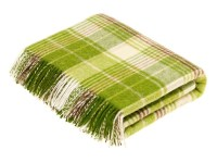 Wool Blanket Online. British made gifts. Huntingtower Pure ...