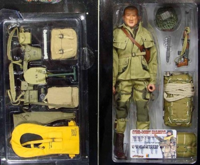 Dragon Cyber Hobby Exclusive  Colonel Charles Kit