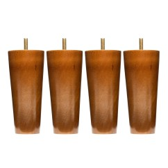 Wooden Sofa Legs South Africa Gray Velvet Sectional Online Baci Living Room