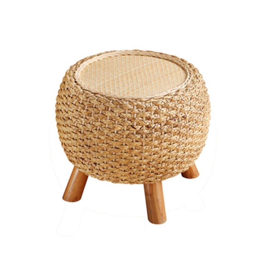cane chairs new zealand portable floor chair india qpg stools small rattan backrests drums shoe benches tea by qingpingguo shop online for health in