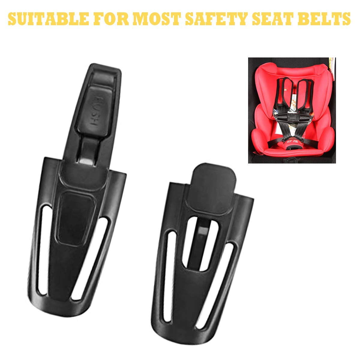 Beautop Baby Seat Portable Dining Chair Seat Belt Safety