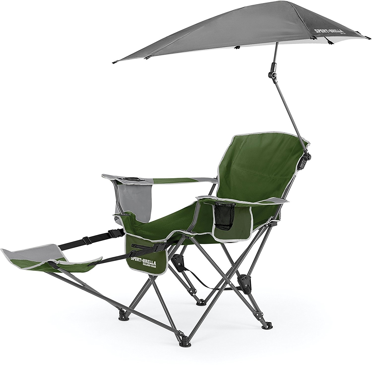 Clamp On Chair Umbrella Sport Brella Recliner Chair