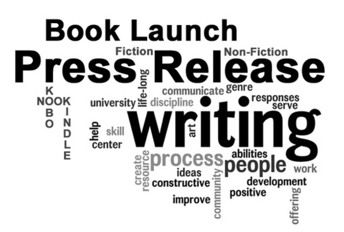 write Book Launch Press Release for Book Promotion