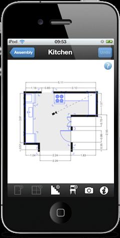 Floorplanner  Create floor plans house plans and home