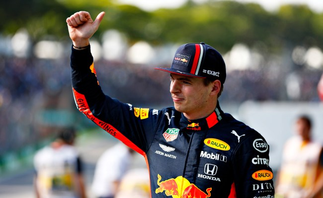 Formula 1 Max Verstappen Commits To Red Bull Racing