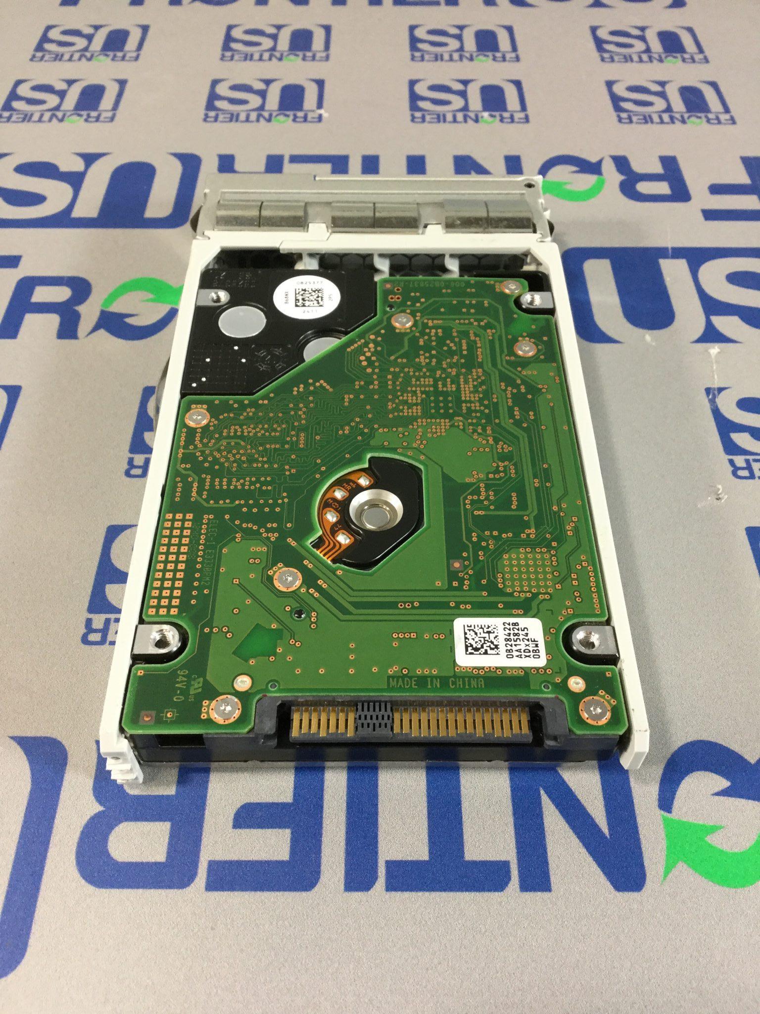 SUN 300GB-10000RPM 6G 2.5 SAS Drive 542-0388 | FrontierUS