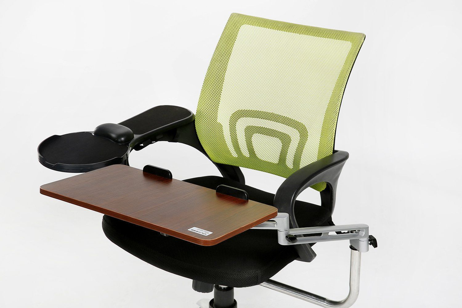 Laptop Chair Elink Pro Chair Mount Keyboard And Laptop Tray