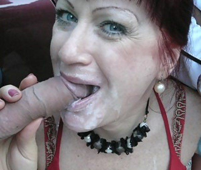 Cum In Mature Mouth Pictures
