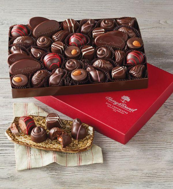 Dark Chocolate Gift Box from Harry David