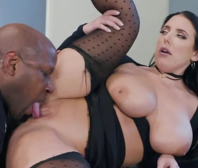 Naughty Office Lady Angela White Gets Fucked By A Black Hunk Hd