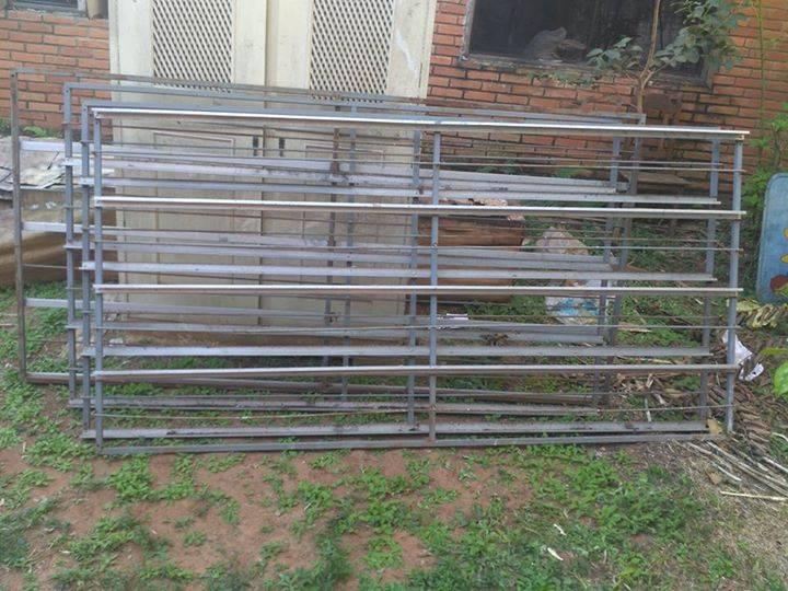 Estantes De Metal Estanterias Metalicas Con Tornillos Y