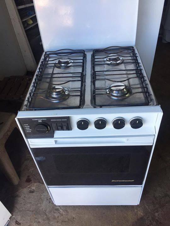 Cocina de 4 hornallas  Javier  ID 310185