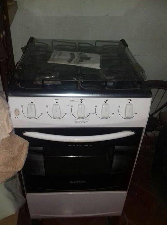 Cocina de 4 hornallas  Alba Vera  ID 335132