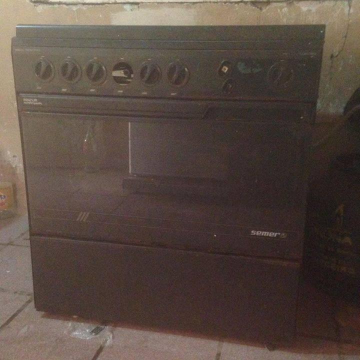 Cocina de 6 hornallas  kleinamc  ID 347340