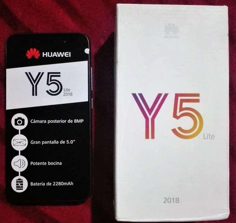 Huawei Y5 Lite 2018 NUEVOS en CAJA  CentroGsm  ID 408024