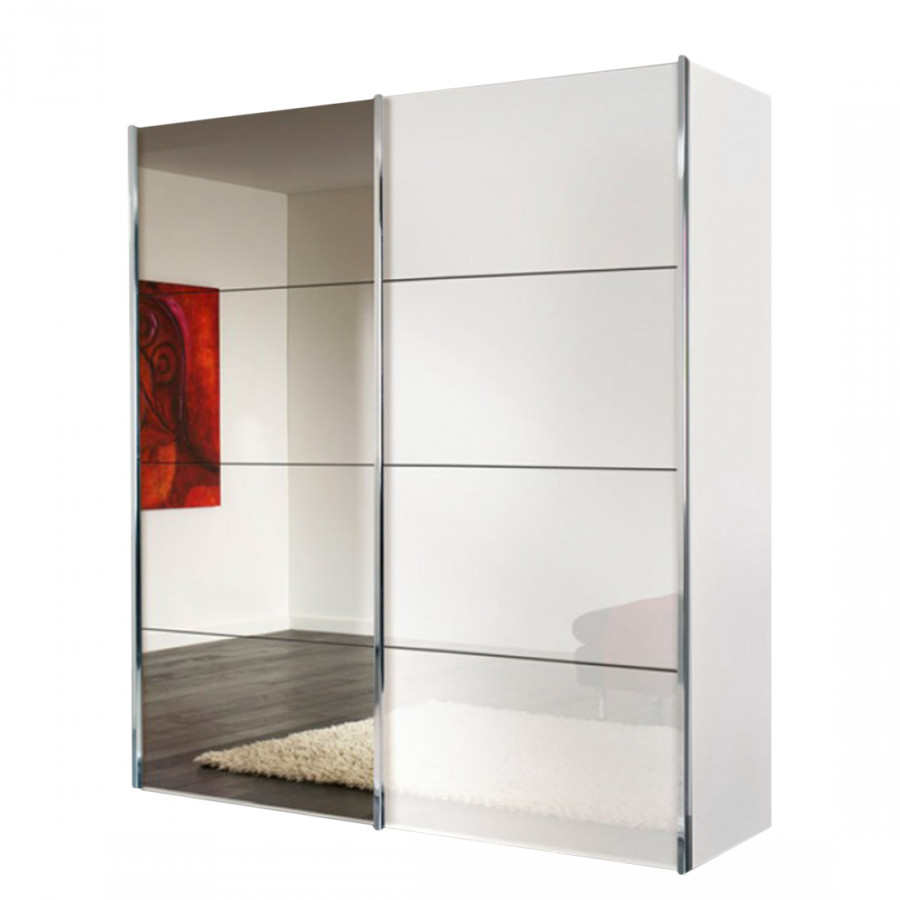 armoire four you xii portes miroirs 200 cm