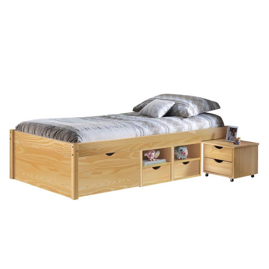 Stauraum Bett Affordable Mit Con