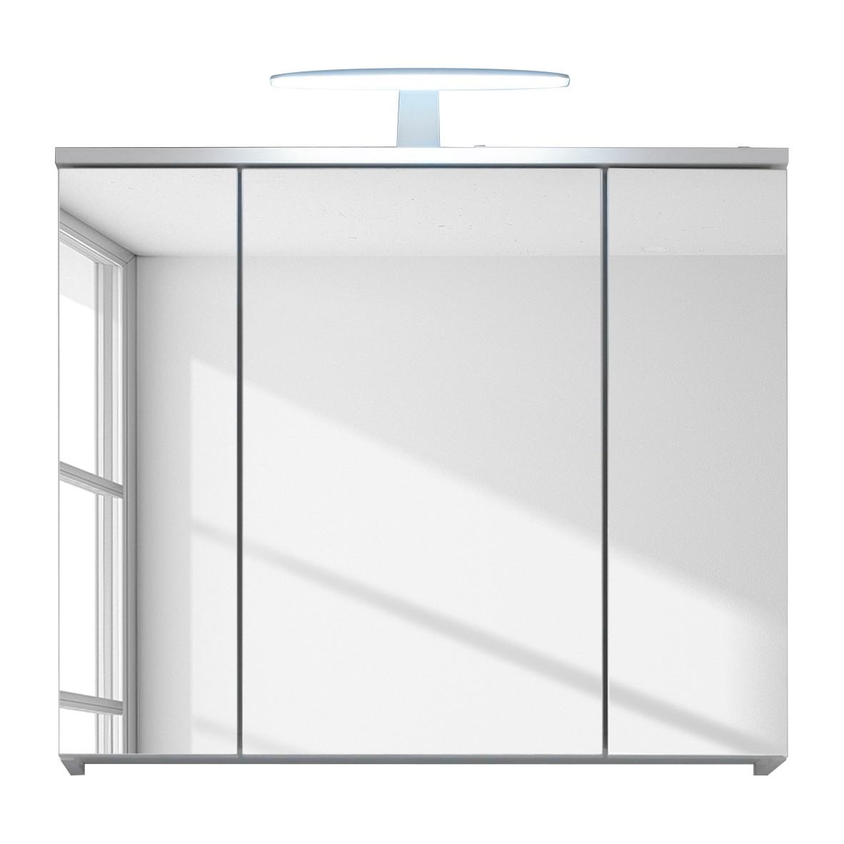 Spiegelschrank LARADO - Weiß
