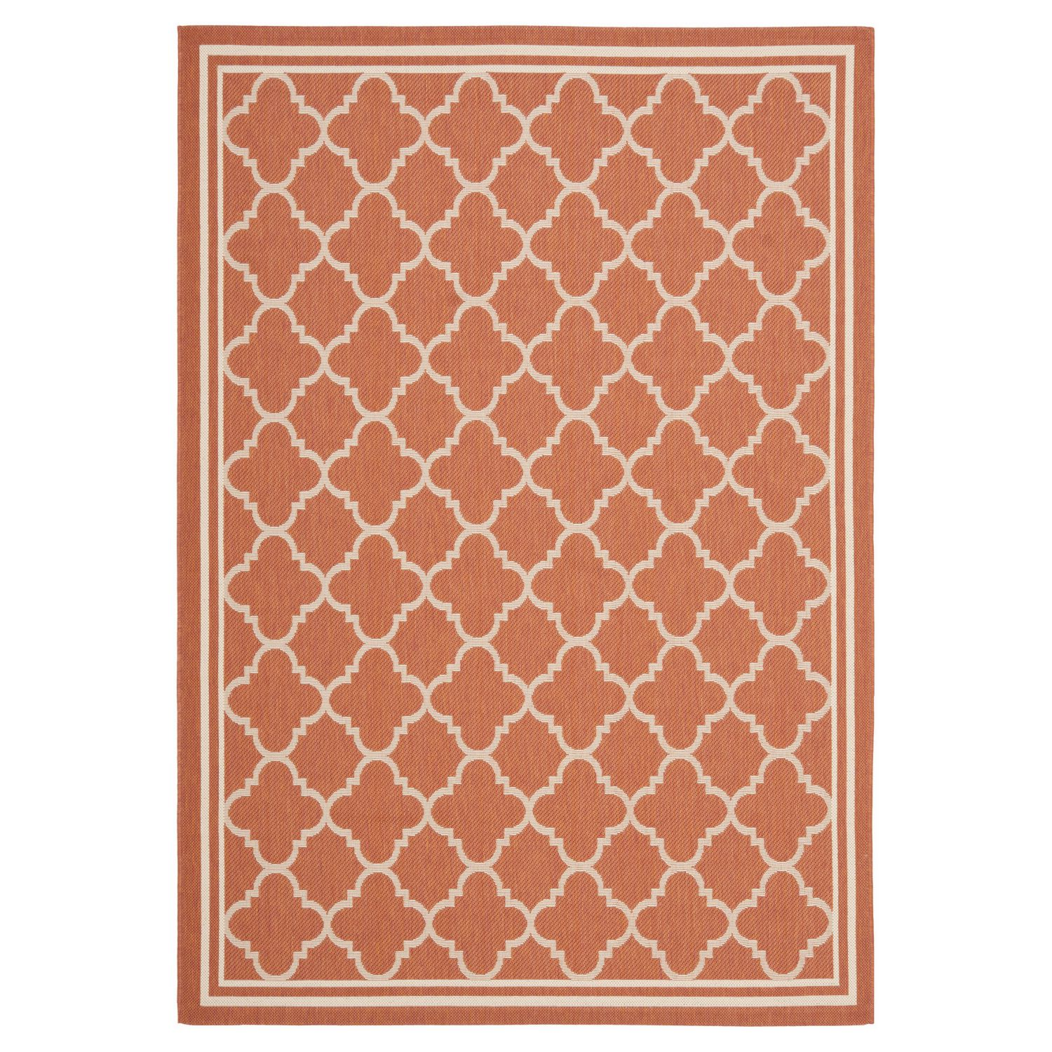 Outdoor Teppich Terracotta In Outdoorteppich Bleeker