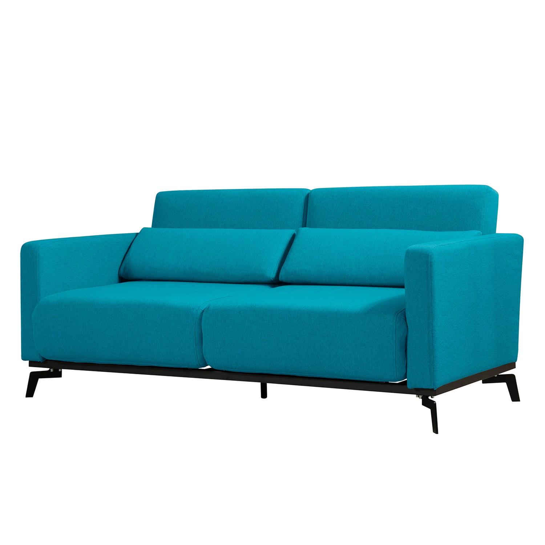 Slaapbank turquoise kopen  Online Internetwinkel